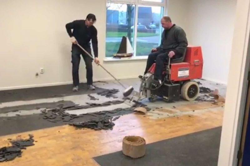 Uw vloerverwijdering specialist vloer verwijderen wolter