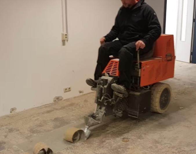 Diensten vloer verwijderen wolter
